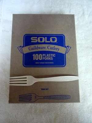 Guildware HD Forks box of 100