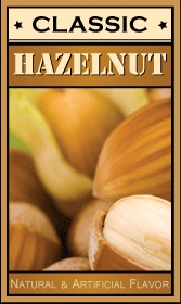 Classic Hazelnut: Flavored Gourmet Coffee Pre-Portioned