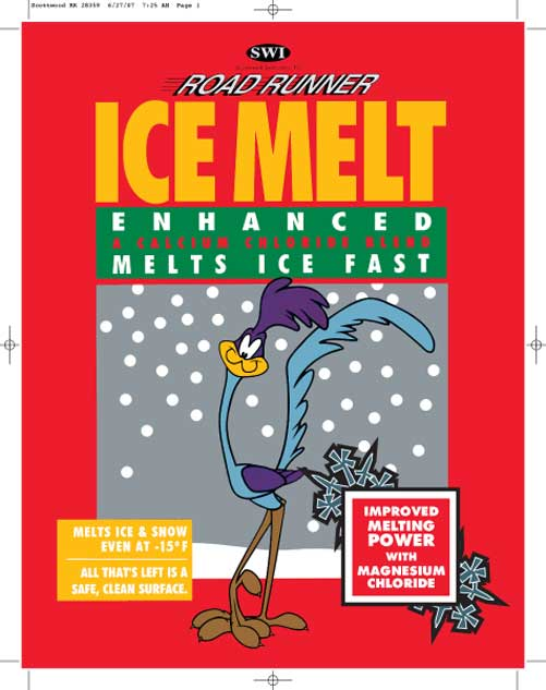 Road Runner Ice Melt - 20 lb bag