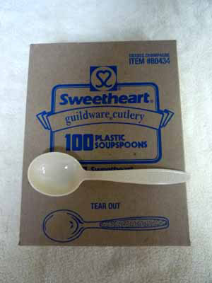 Guildware Heavy Duty Spoon box