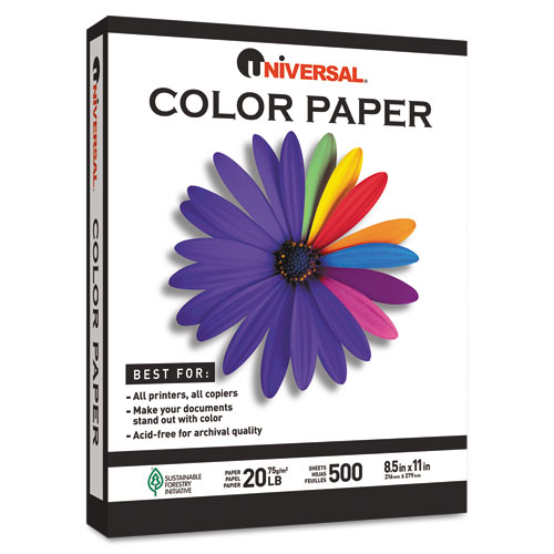 "Colored Copy Paper 8.5"" x 11"" - Tan"