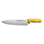 "10"" COOKS KNIFE-YELLOW HANDLE"