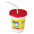 Plastic Kid's Cup Combo Pack, Critters Design
